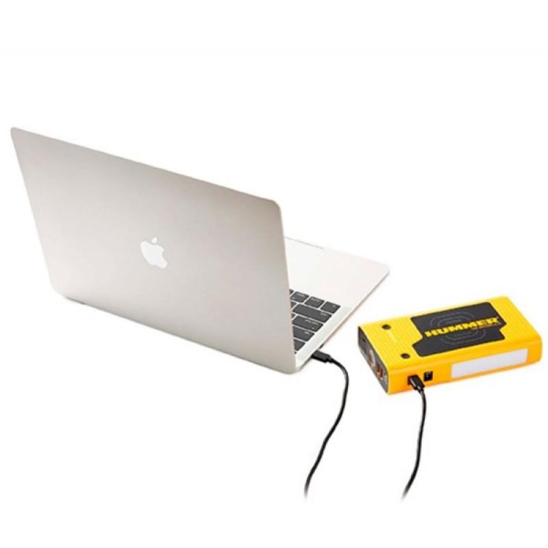 Пуско-зарядное устройство автомобильное HUMMER HX Pro (фото 3)