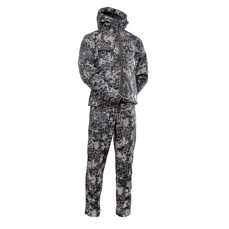 Демисезонный костюм Барс 0°C (полофлис, сеть) КВЕСТ (подкладка флис) (фото 3)
