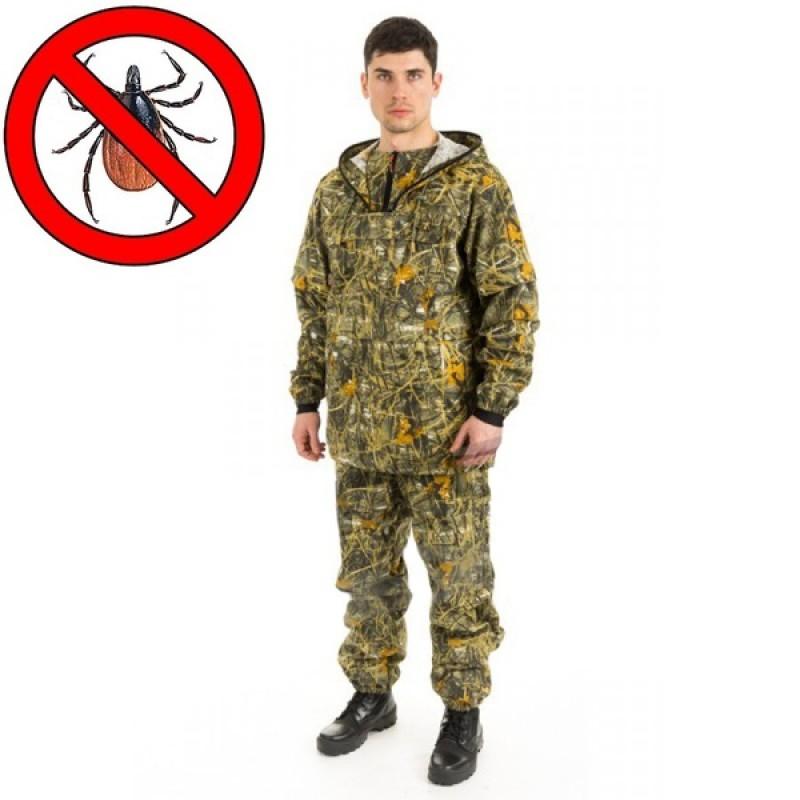 Летний костюм для охоты и рыбалки TRITON Forester (Смесовая, Duck Hunter)