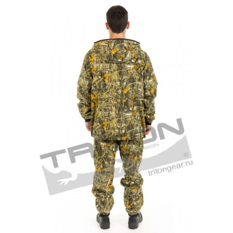 Летний костюм для охоты и рыбалки TRITON Forester (Смесовая, Duck Hunter) (фото 2)