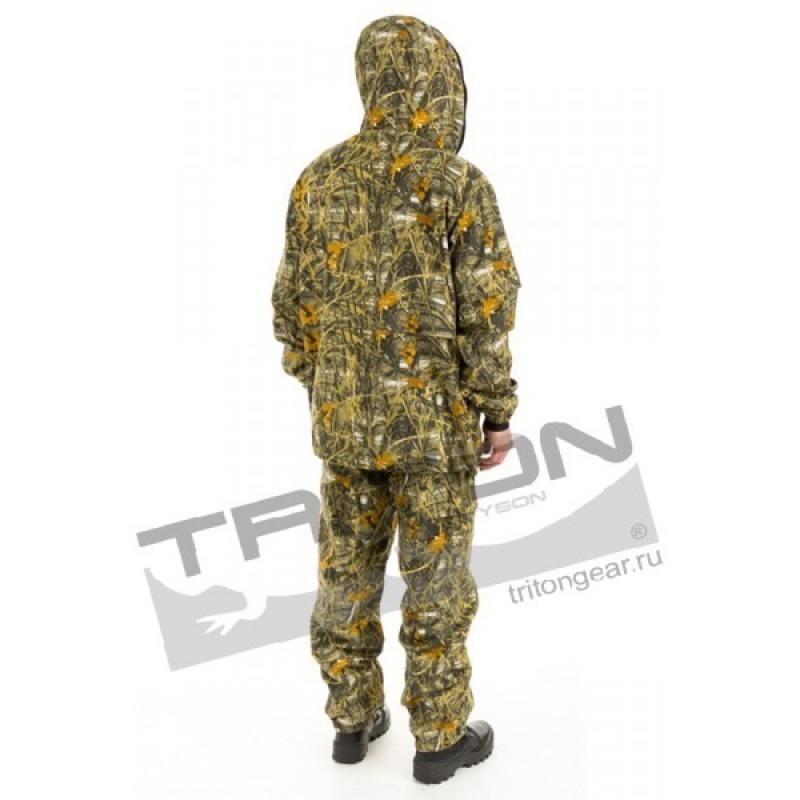Летний костюм для охоты и рыбалки TRITON Forester (Смесовая, Duck Hunter) (фото 3)