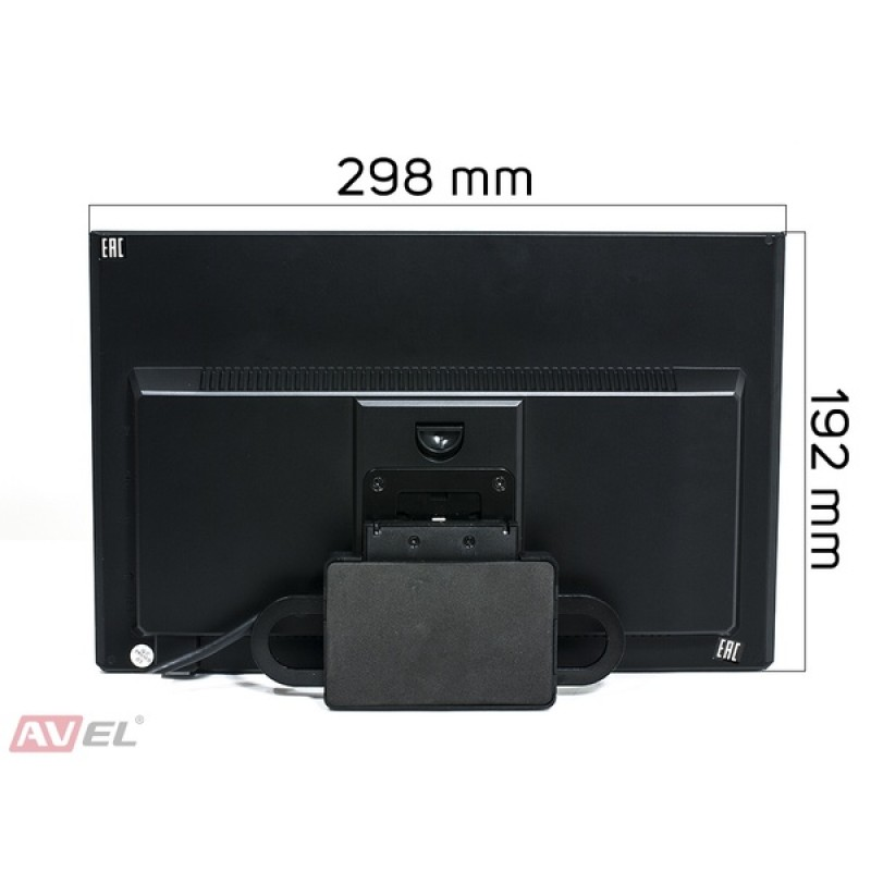 Навесной монитор 12.5 AVEL AVS1215AN  на Android (фото 2)