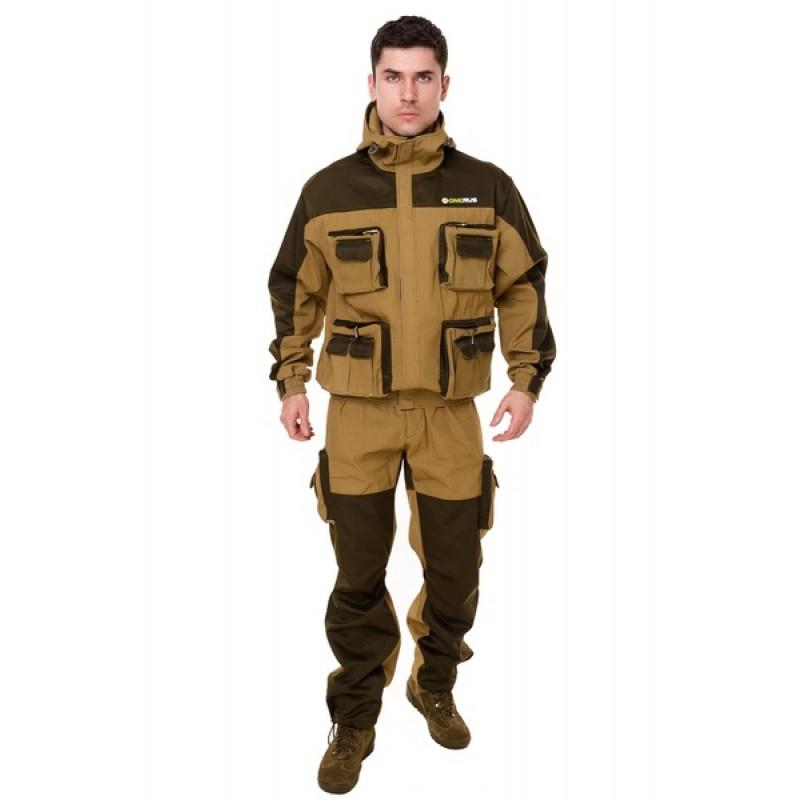 Летний костюм для охоты и рыбалки ONERUS Спецназ (Палатка, хаки) (фото 2)
