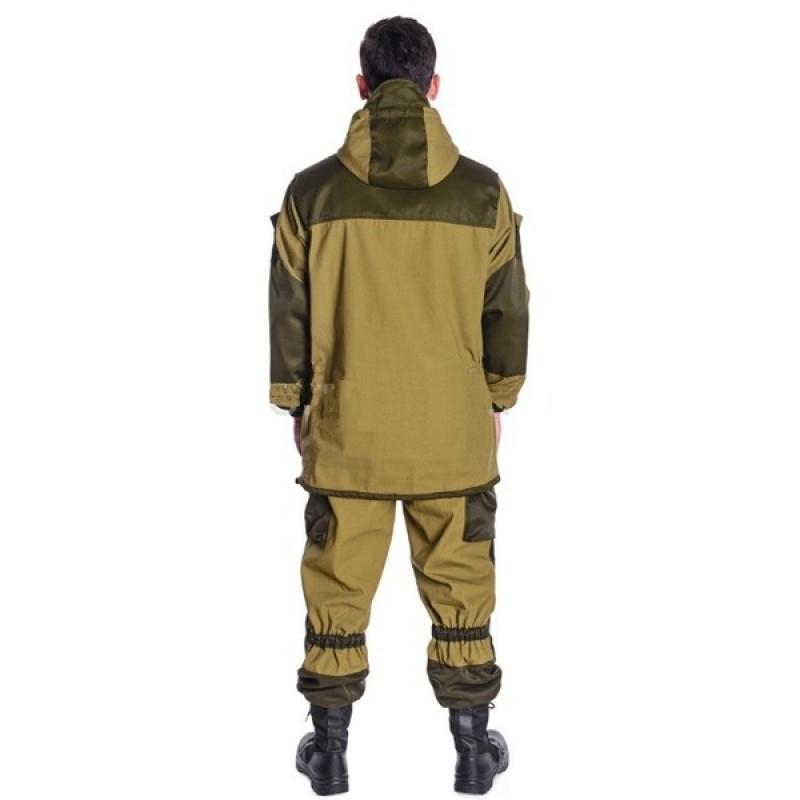 Летний костюм ONERUS Горный анорак (Палатка, темный Хаки) (фото 3)