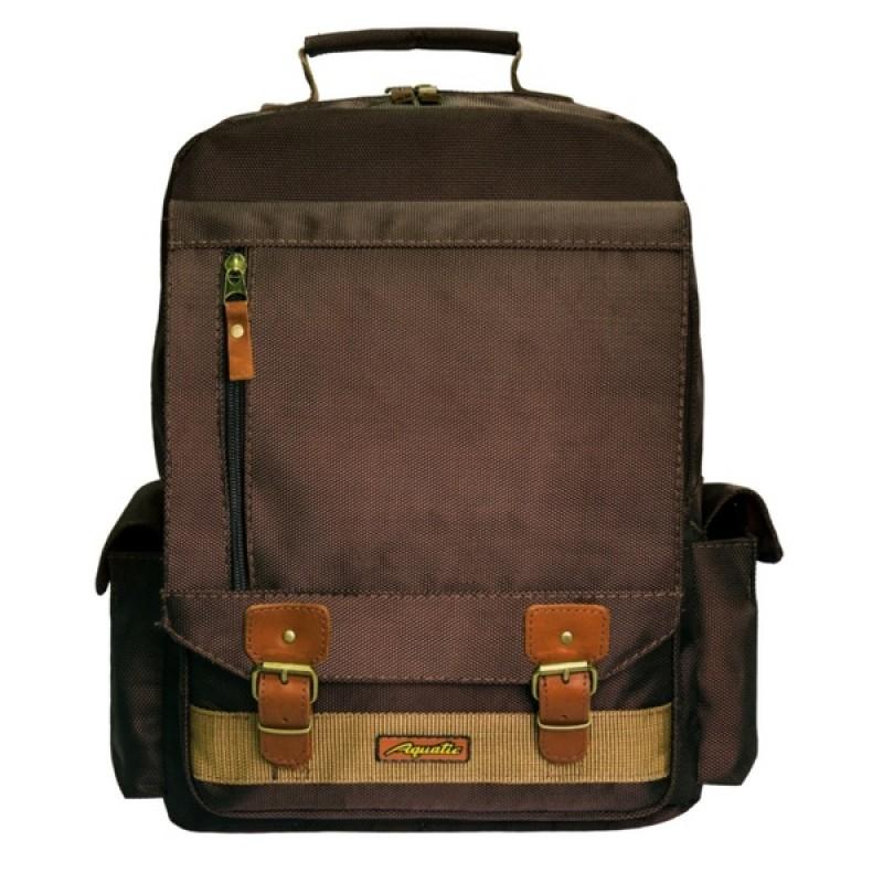 Рюкзак Aquatic Р-19ТК (городской, темно-коричневый)