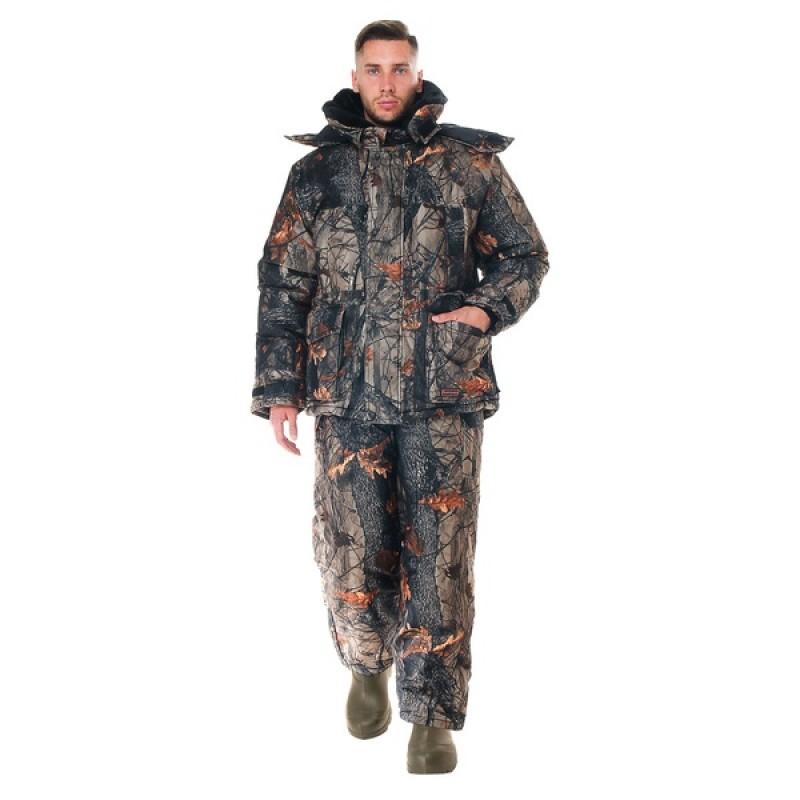 Костюм зимний Памир (Алова, Тёмный лес) Huntsman