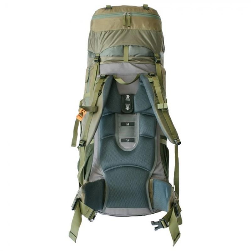 Рюкзак Tramp Ragnar 75+10 (зеленый) (фото 3)