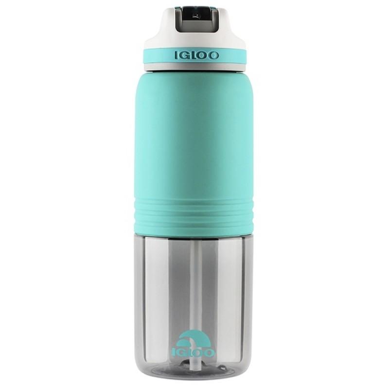 Пластиковая бутылка для воды IGLOO Hydration Swift 1065 мл AQUA