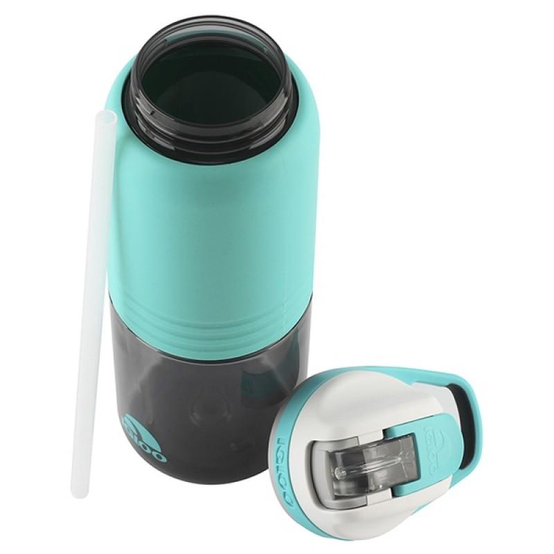 Пластиковая бутылка для воды IGLOO Hydration Swift 1065 мл AQUA (фото 3)