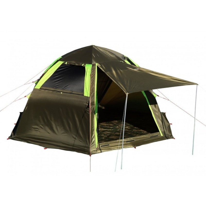 Летняя палатка Лотос 5 Мансарда (Артикул: 19016)
