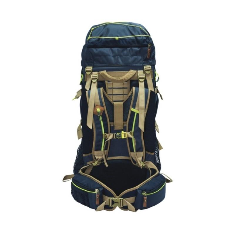 Рюкзак Aquatic Р-75+10ТК (трекинговый, темно-коричневый) (фото 3)