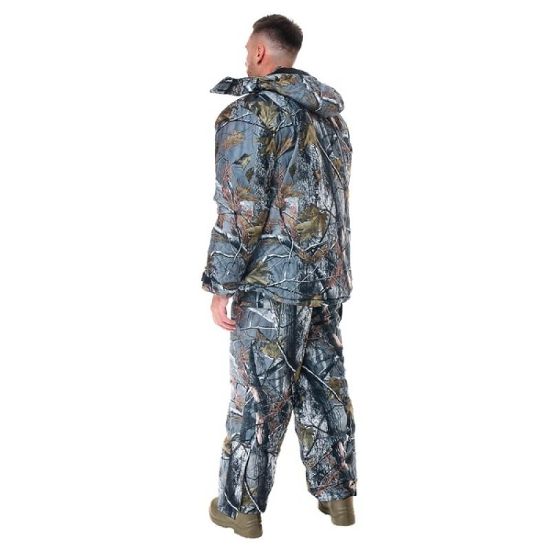 Костюм зимний Памир (Алова, Серый лес) Huntsman (фото 2)