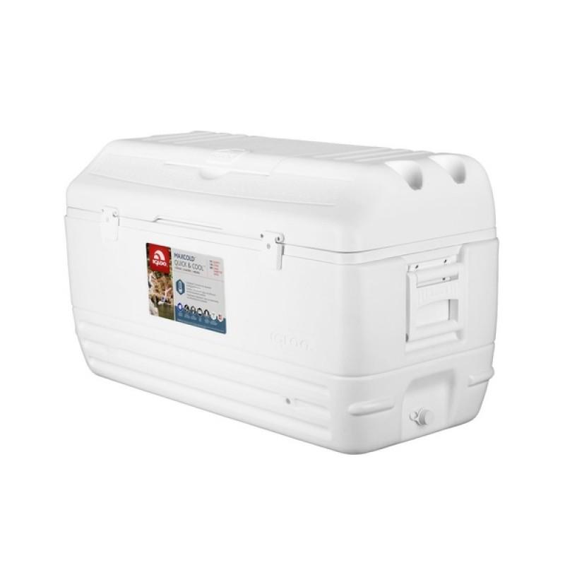 Изотермический контейнер Igloo Quick&Cool 165 White (фото 2)