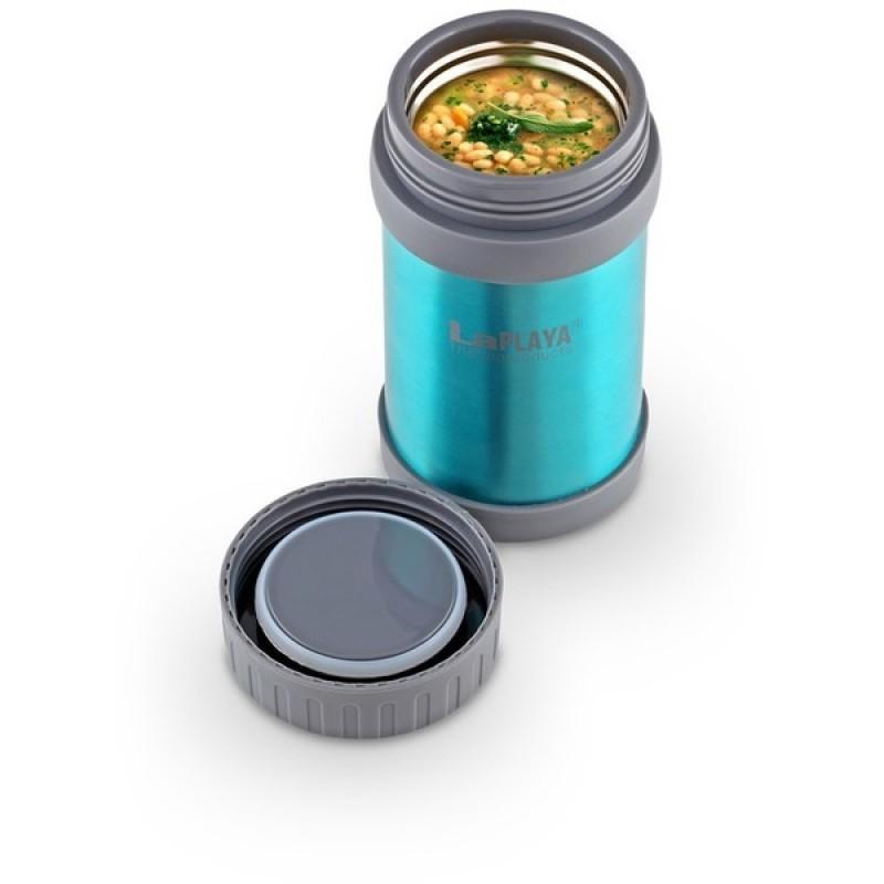 Термос для еды LaPlaya Food Container JMG 0.5L Petrol (фото 2)