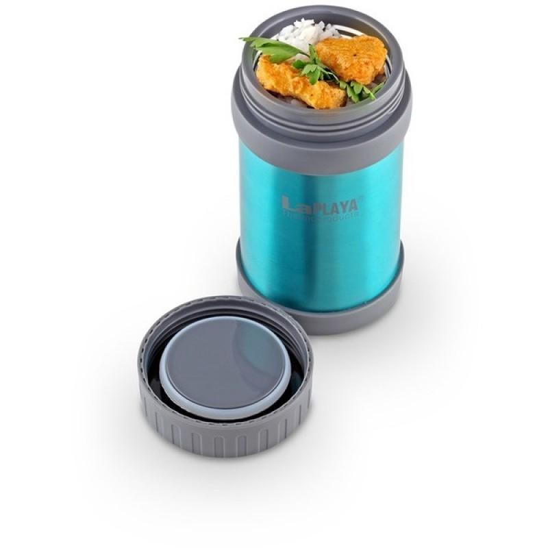 Термос для еды LaPlaya Food Container JMG 0.5L Petrol (фото 3)