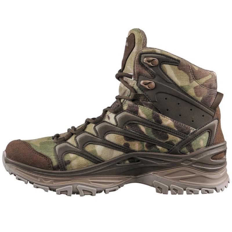Тактические облегченные ботинки LOWA INNOX MID TF GTX Multicam (фото 3)