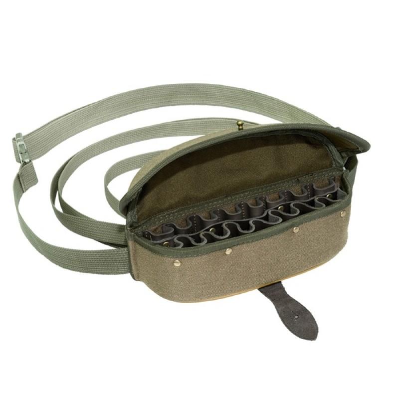 Патронташ-сумка охотника Aquatic ПО-06 (на 16 патронов)