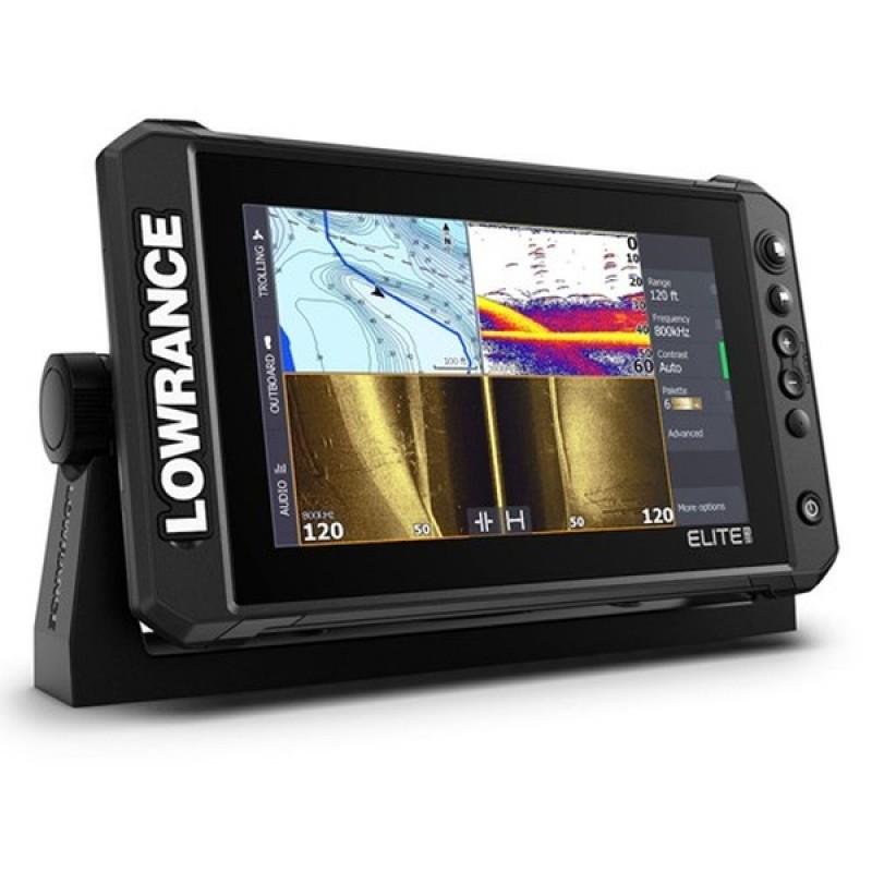 Картплоттер Lowrance Elite FS 9 с датчиком Active Imaging 3-in-1