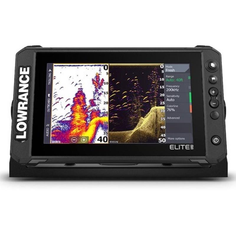 Картплоттер Lowrance Elite FS 9 с датчиком Active Imaging 3-in-1 (фото 2)