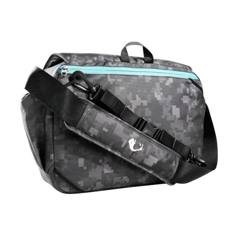 Городская сумка Tatonka Baron black digi camo (фото 2)