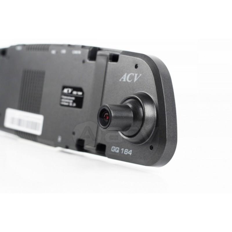 Видеорегистратор ACV GQ164 с камерой CA-GQ164 (фото 3)