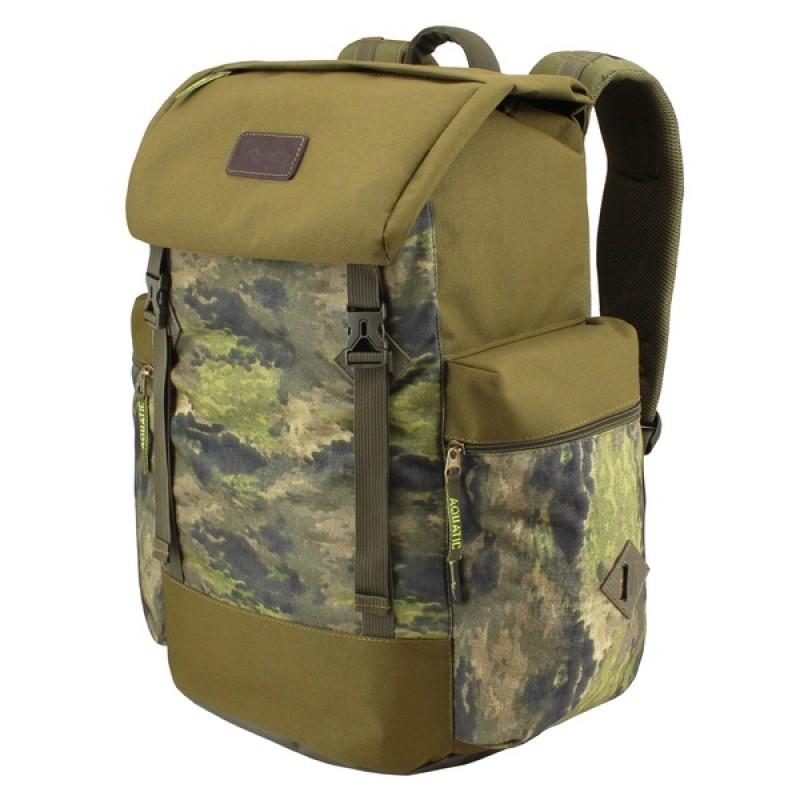 Рюкзак Aquatic РД-04ХК рыболовный (цвет: хаки, камуфляж)