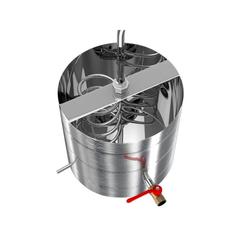 Самогонный аппарат (дистиллятор) Добрый жар ДАЧНЫЙ 30 литров (фото 2)