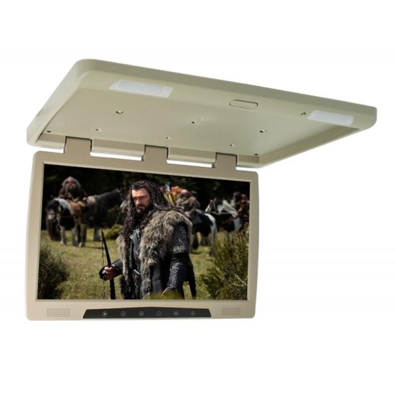 Потолочный монитор для автомобиля Потолочный монитор 22 AVEL AVS2220MPP (бежевый)