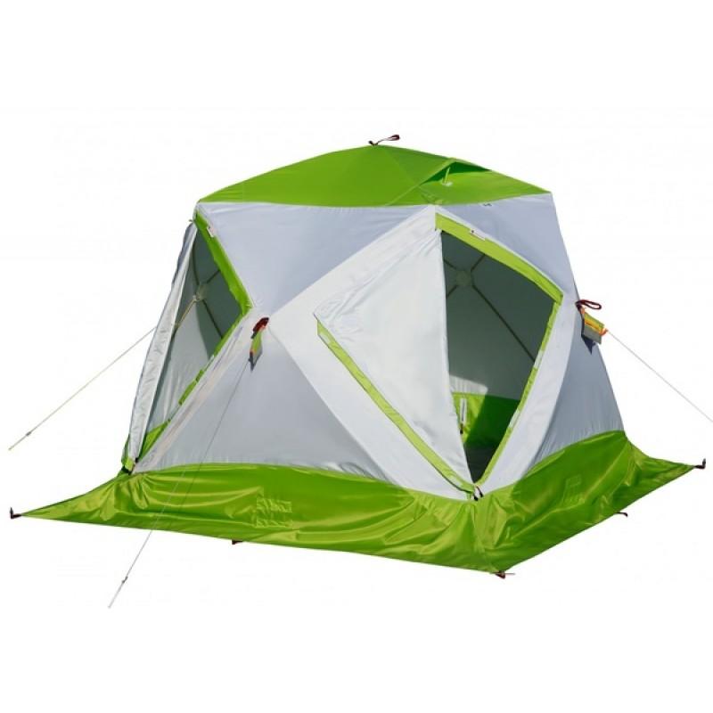 Зимняя палатка ЛОТОС Куб 3 Компакт Термо (фото 2)