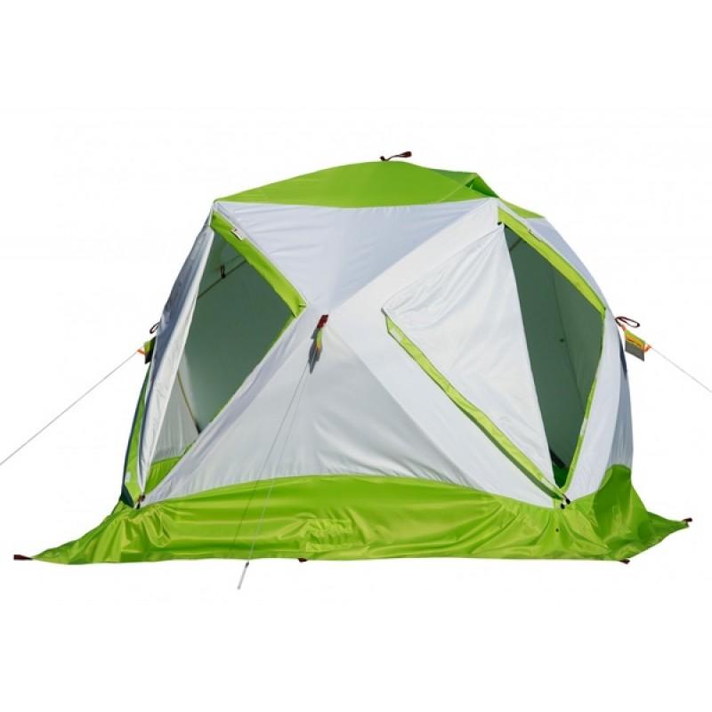 Зимняя палатка ЛОТОС Куб 3 Компакт Термо (фото 3)