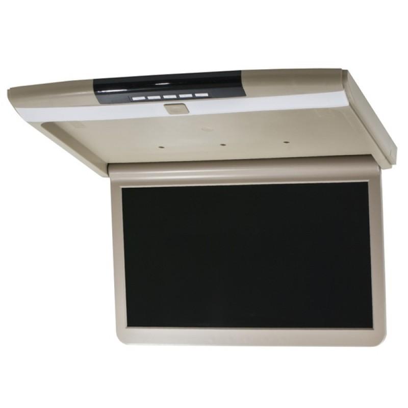 Потолочный монитор для автомобиля Потолочный монитор 17,3 AVEL AVS1717MPP (бежевый)
