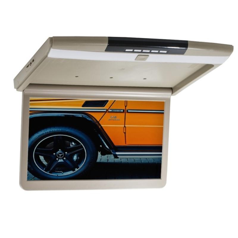 Потолочный монитор для автомобиля Потолочный монитор 17,3 AVEL AVS1717MPP (бежевый) (фото 2)