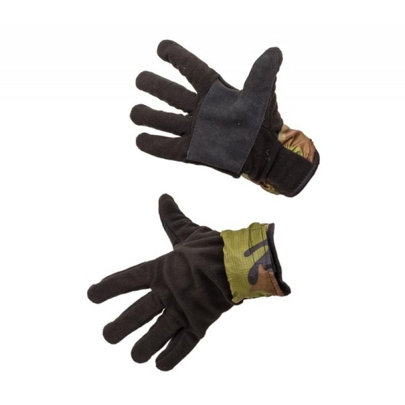 Перчатки Рукавичка (Флис, зеленый) Holster (370377532) (фото 2)
