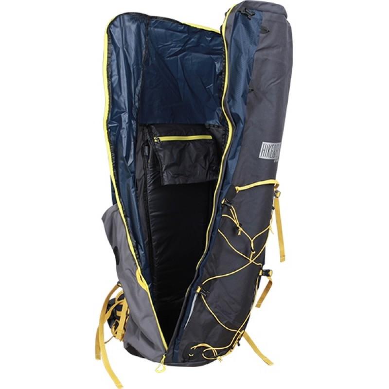 Туристический рюкзак СПЛАВ HIKE & FLY 80 (т. синий) (фото 2)