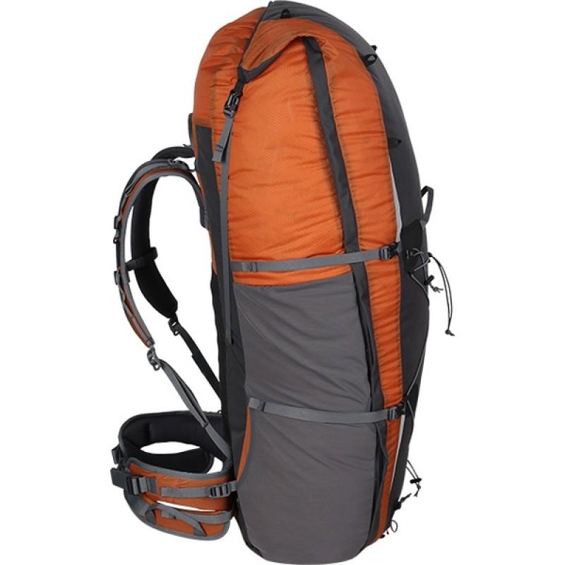 Туристический рюкзак СПЛАВ HIKE & FLY 80 (т. синий) (фото 3)