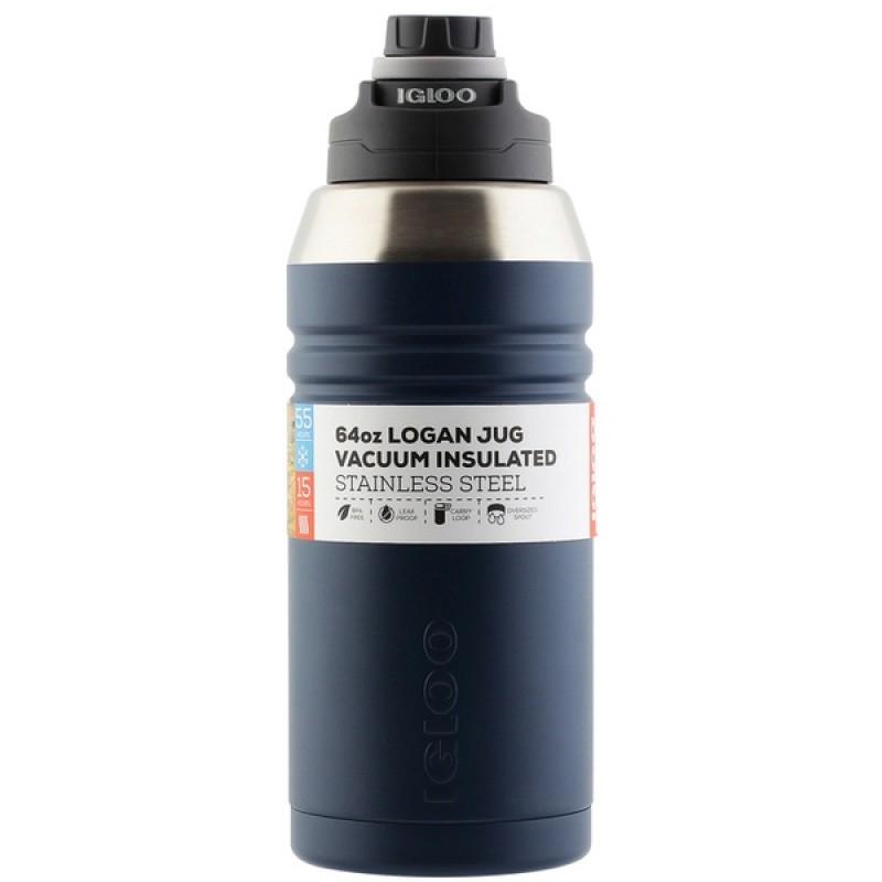Термос Igloo Logan 64 (1.9 л) Denim