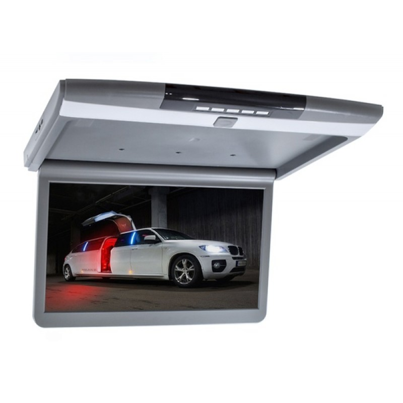 Потолочный монитор для автомобиля Потолочный монитор 17,3 AVEL AVS1717MPP (серый)