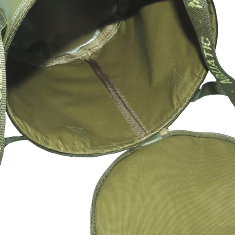 Ведро для замешивания прикормки Aquatic В-04 (30л. герметичное, с крышкой) (фото 2)