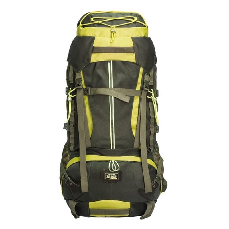 Рюкзак Aquatic Р-55+10Х (трекинговый, цвет: хаки)