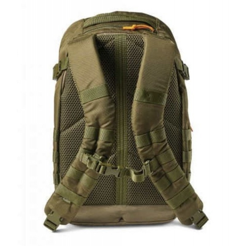 Тактический рюкзак 5.11 Tactical RAPID ORIGIN TAC OD (188) (фото 2)