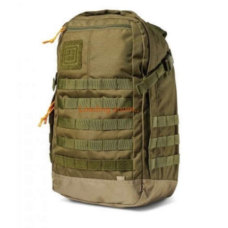 Тактический рюкзак 5.11 Tactical RAPID ORIGIN TAC OD (188) (фото 3)