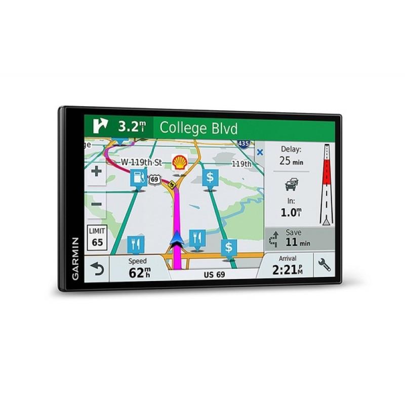 Навигатор Garmin DriveSmart 61 RUS LMT (010-01681-46) (фото 3)