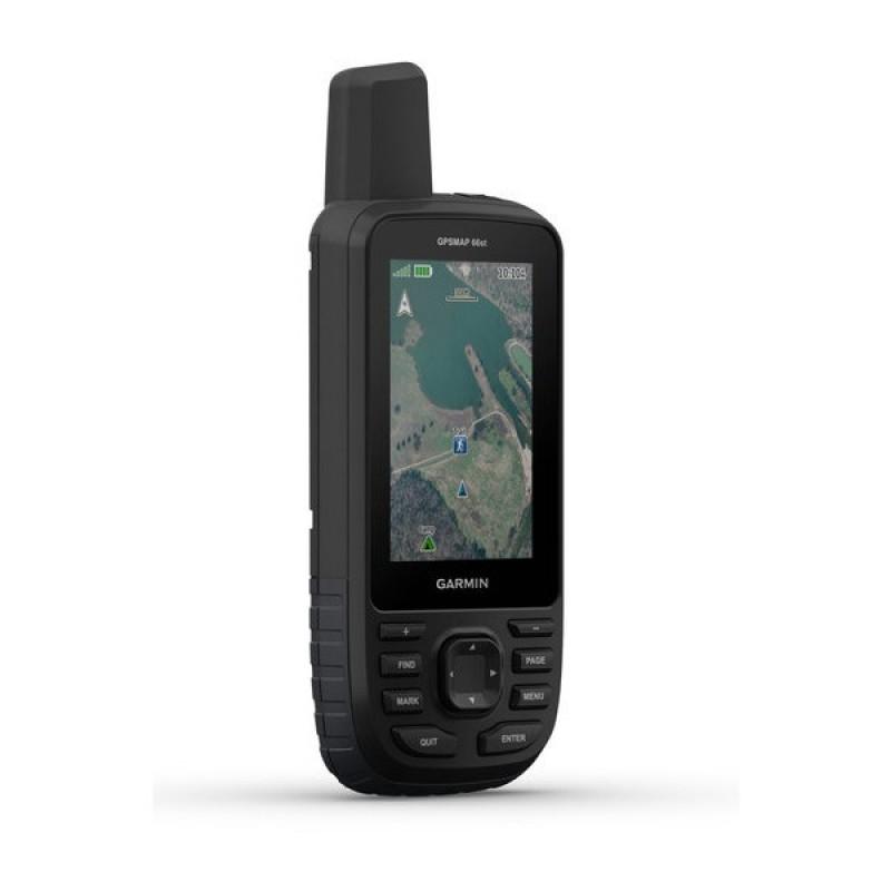 Туристический навигатор Garmin GPSMAP 66st (фото 2)