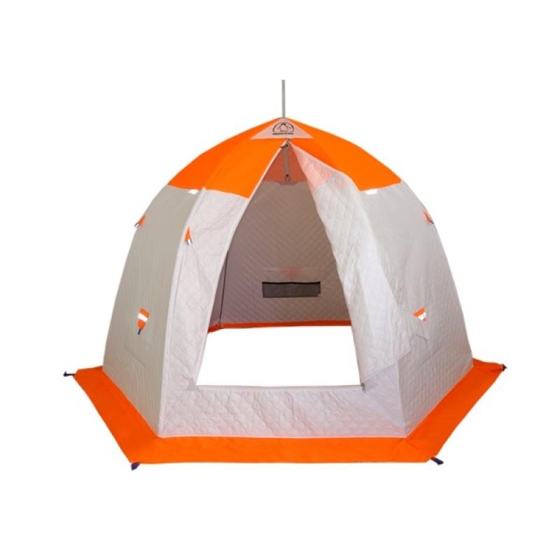 Палатка для зимней рыбалки Зонт Пингвин 2 Термолайт
