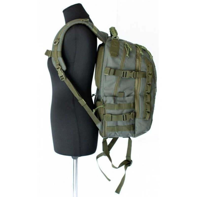 Рюкзак Tramp Tactical 40 л (Olive green) (фото 3)