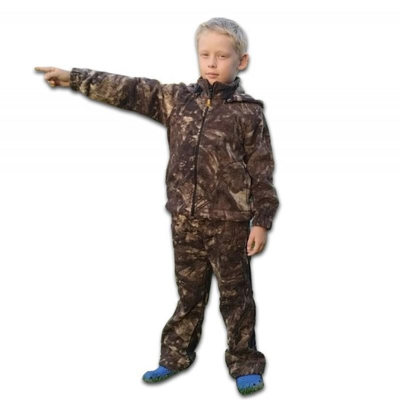 Детский костюм «Никс» (флис, лес) МАУГЛИ