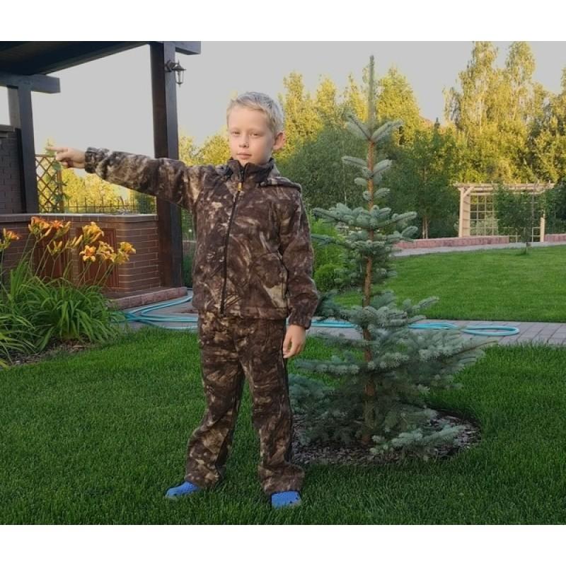 Детский костюм «Никс» (флис, лес) МАУГЛИ (фото 2)