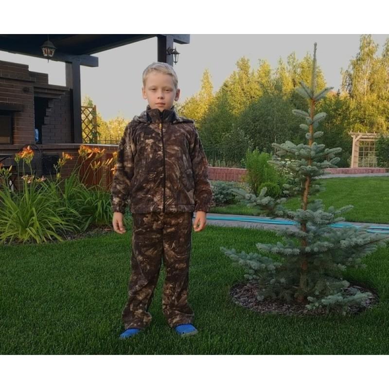Детский костюм «Никс» (флис, лес) МАУГЛИ (фото 3)