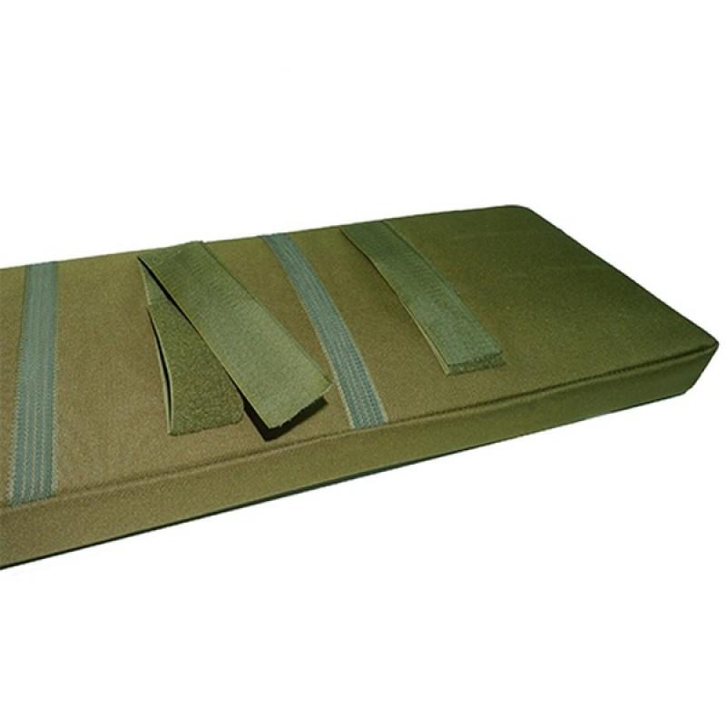 Накладка Aquatic Ч-16БХ для сидения лодки (большая) хаки (фото 3)