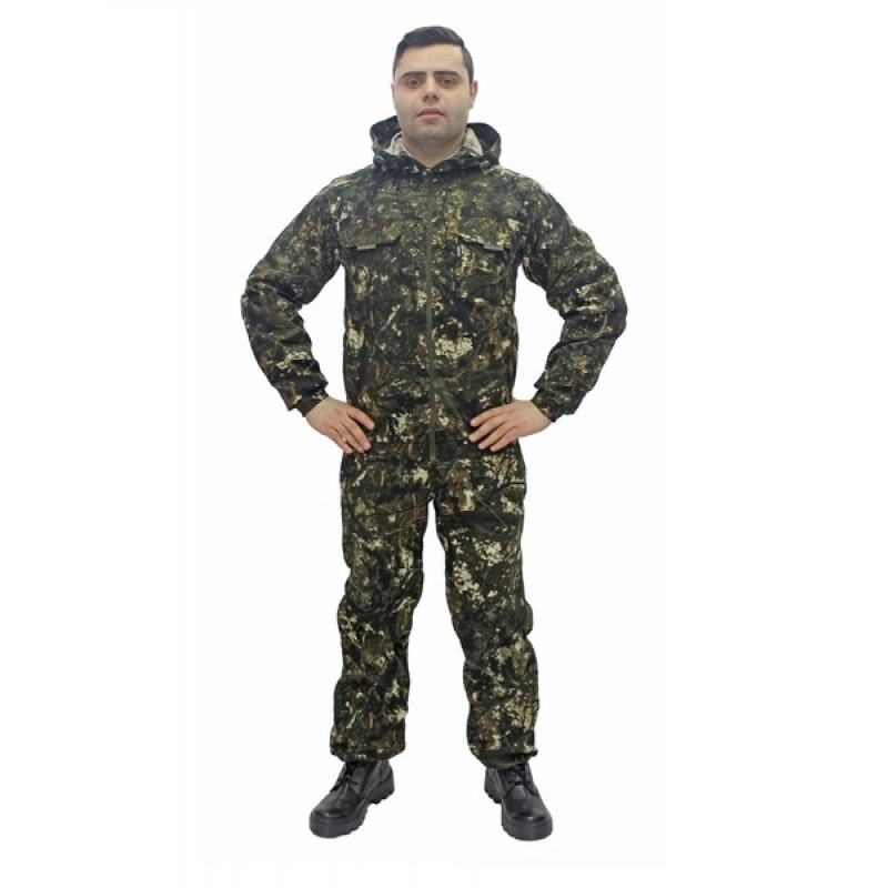 Летний костюм Скаут (смесовая, бурелом) КВЕСТ